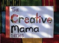 Creative mama series button - sml